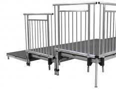 Stepped Guardrail
