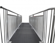ADA Ramp - Inside View