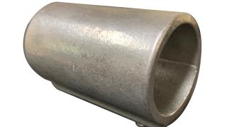 Aluminum Guardrail Straight Connector