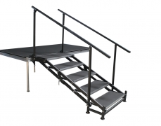 5 Step Adjustable Stair Unit