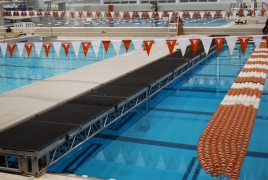 Dive Platform for University of TexasSwim Center