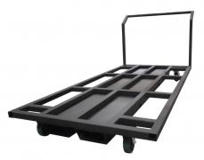15 Deck Flat Cart w/ 8' Fork Tubes