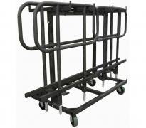 Vertical Guardrail Cart