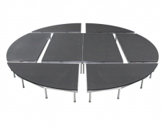 16' Diameter Stage - Sections