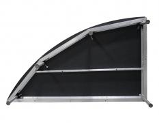 Underside of Curved Deck
