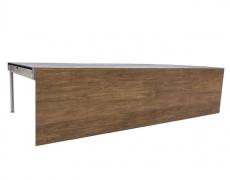 Custom Wood Grain Closure Panels