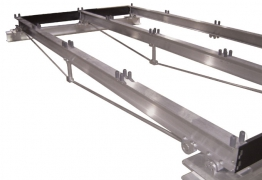 Custom Clear Span Support System