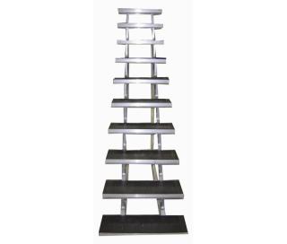 Custom 10 Step FreeStanding Stair Unit