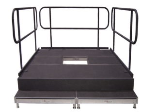 Stage Deck Stair System