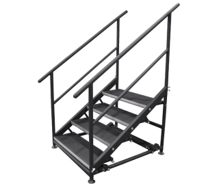 Free Standing Stair Units