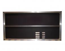 Under Deck Leg Storage Clip System