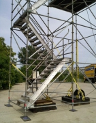 Scaffold Stairs