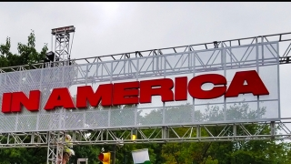 """Made In America"" Sign"