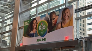 Rio Olympics, 2016