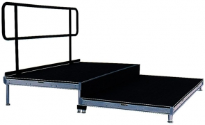 2 Tiered Polyvinyl Riser System