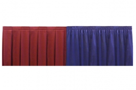 Drape & Stage Skirting Colors