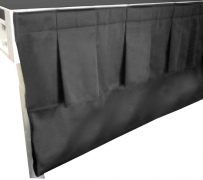 Adjustable Height Wyndham Stage Skirting