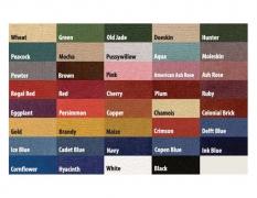 Plateau Color Options