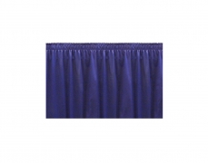 Shirred Style Wyndham Stage Skirting