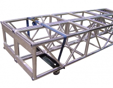 20.5in Double TrussDolly With Truss