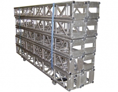 12in Double Truss Dolly With Truss