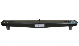 20.5in Double Truss Dolly Powder-Coated Black