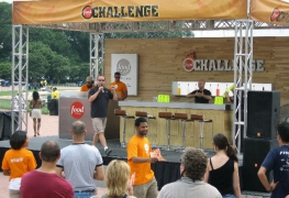 Food Network Challenge Stage- The Food Network Challenge at The Indy 500 provided by GJG Productions