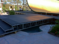 Moutain Dew Tour 2010 Hard Rock Hotel Pool Cover By Light Action