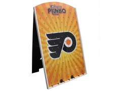 Plinko Board for the Philadelphia Flyers - Front View