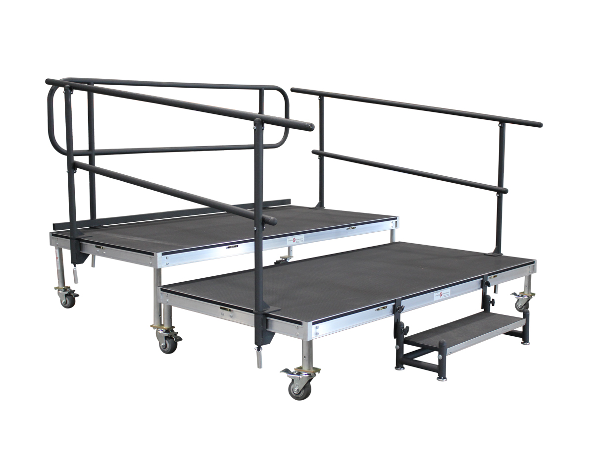 portable staging systems