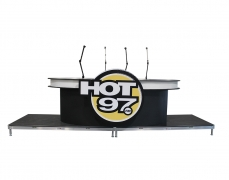 HOT 97 Desk