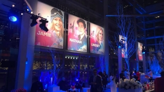 The Comcast Winter  Olympics Party