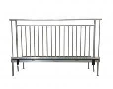 8ft Aluminum ADA Guardrail