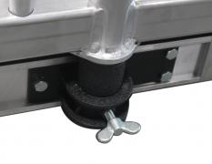 Side Mount Guardrail Receiver