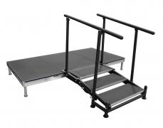 3 Step Adjustable Stair Unit