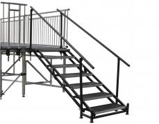 7 Step Adjustable Stair Unit
