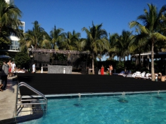 Pool Cover for New Years Eve PartyBy Sidram Power