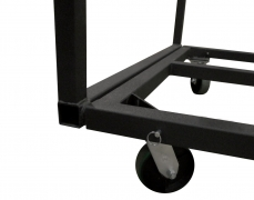 Installation of Flat Deck Cart Handle