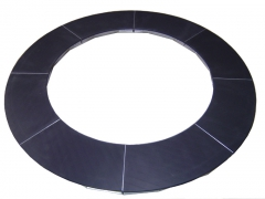 12' Diameter Haircell Poly Ring Stage