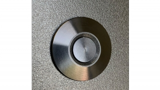 Push Button - Front of Closure Panel