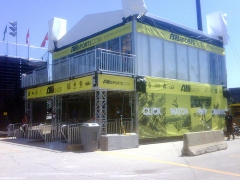 2-Story Merchandise Building for Alli Sports