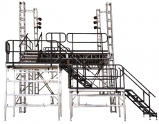 Double Stacked Wunderstructure Stage System