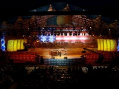 Custom Roof & Stage For  Americas 400th  Celebration