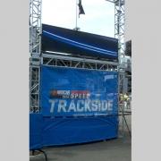 Custom Truss Support System For NASCAR