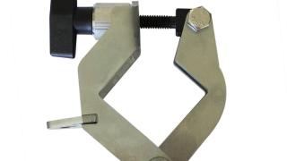 Diagonal Leg Brace Clamp - Closed