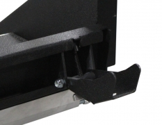 Swing Type Clamp Device - 2 Step Fixed Height Stair Unit
