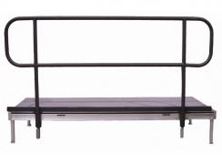 8ft Standard Steel Guardrail