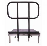 4ft Standard Steel Guardrail