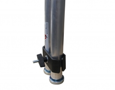2-Way Leg Clamp for Fixed Height Legs