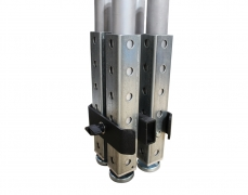 4-Way Leg Clamp for Adjustable Height Legs